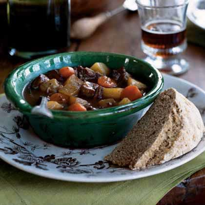 Vegetable-Beef Stew Recipe