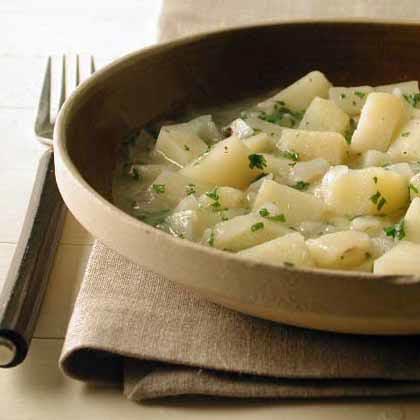 Papas de Caserio (Farm Hand Potatoes)
