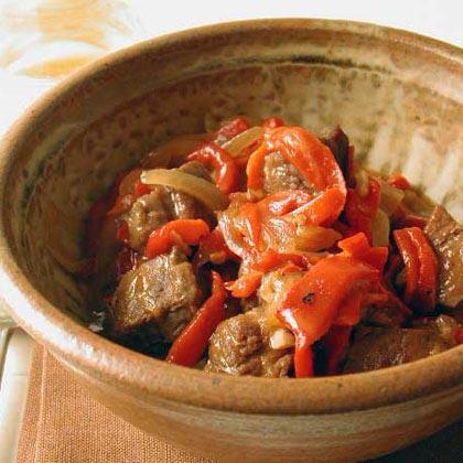 Txilindron de Cordero (Lamb Stew) Recipe