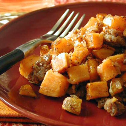 Sweet Potato HashRecipe