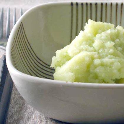 Patatas y Berzas (Potato and Cabbage Mash)