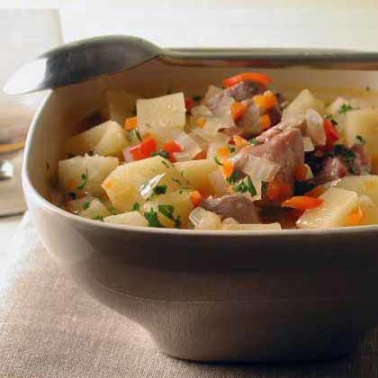 Marmitako (Fresh Tuna Stew)