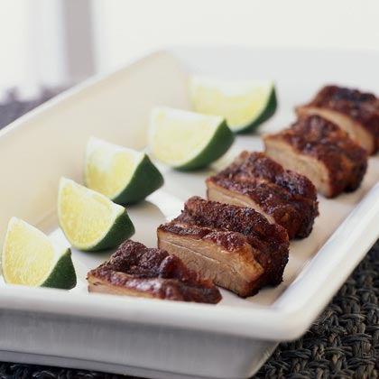Terry's Barbecued Ribs Recipe