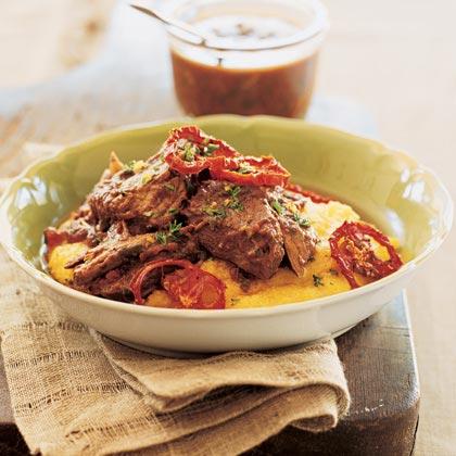 Italian Peppered Beef Stew (Peposo)Recipe