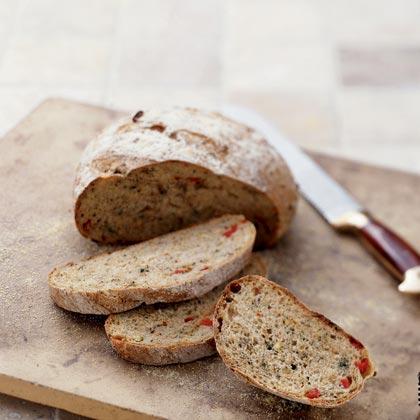 Zucchini Bread with Moroccan Spices