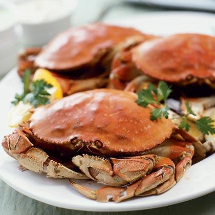 Cracked Crab Platter Recipe