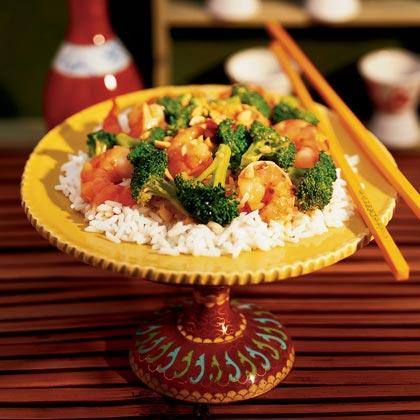 Kung Pao Shrimp Recipe