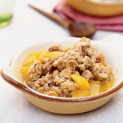 Mango CrispRecipe