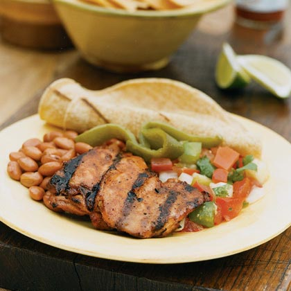Mexican Mixed GrillRecipe