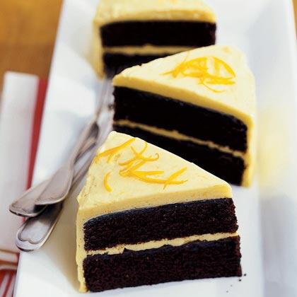 Chocolate Orange Cake Recipe Myrecipes