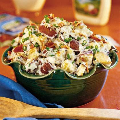 Roasted New Potato Salad Recipe