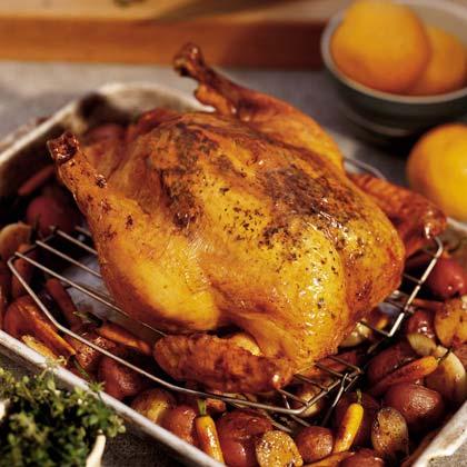 Our Favorite Roast Chicken