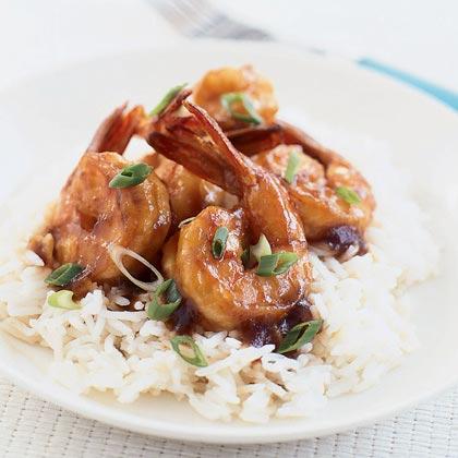 Malaysian Tamarind Shrimp