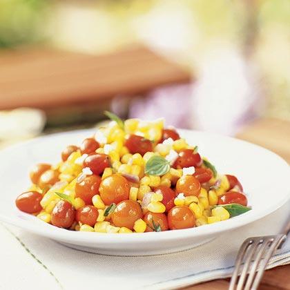 Corn and Tomato Salad Recipe
