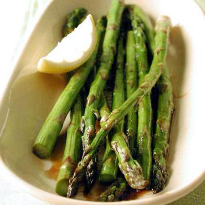Apricot-Glazed Roasted Asparagus Recipe