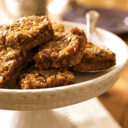 Passover Pecan Bars Recipe