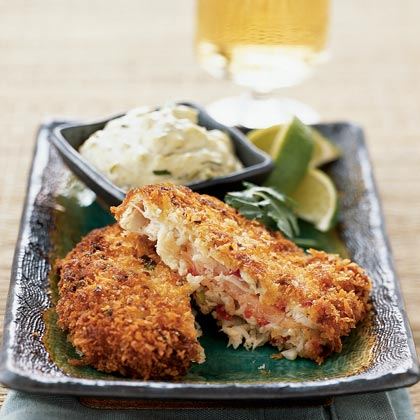 Salmon crab cake recipes