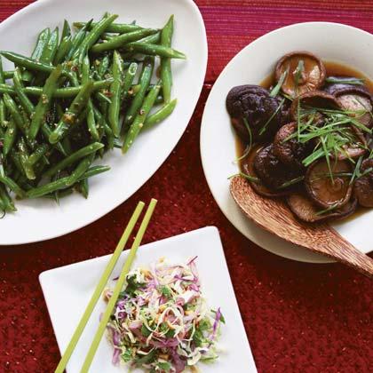 Hot Sichuan-Style Green Beans Recipe | MyRecipes.com