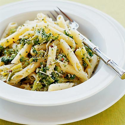 Penne with Broccoli Recipe