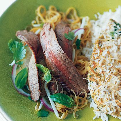 Vietnamese Beef Salad Recipe
