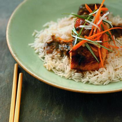 Ginger White Rice