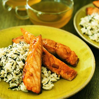 Green-Tea Rice