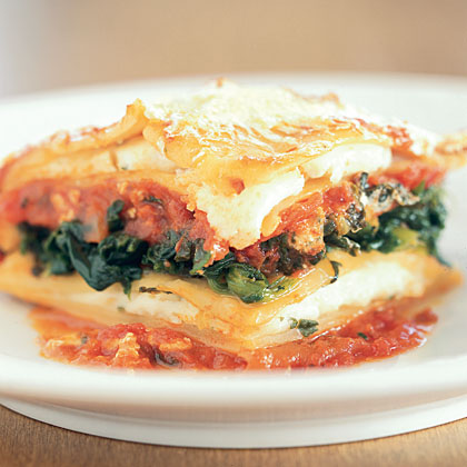 Last-Minute Lasagna
