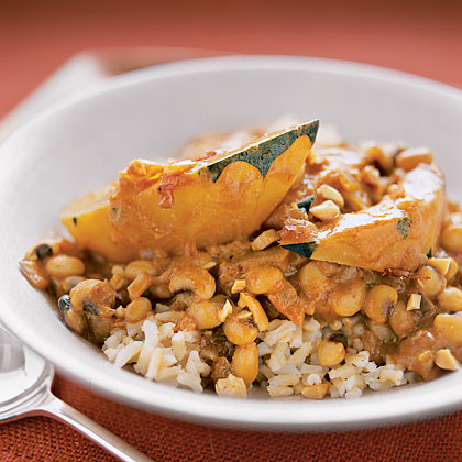Peanut-Squash Stew