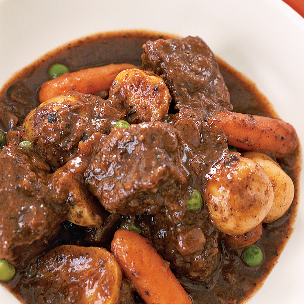 slow cooker recipe classic beef stew recipe myrecipes