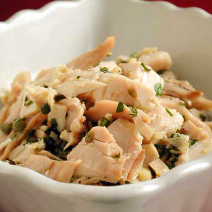Summer Chicken Salad with Garden Herbs Recipe