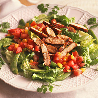 Blackened Chicken Salad Recipe