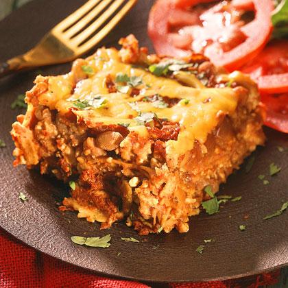 Enchilada Casserole Recipe Myrecipes
