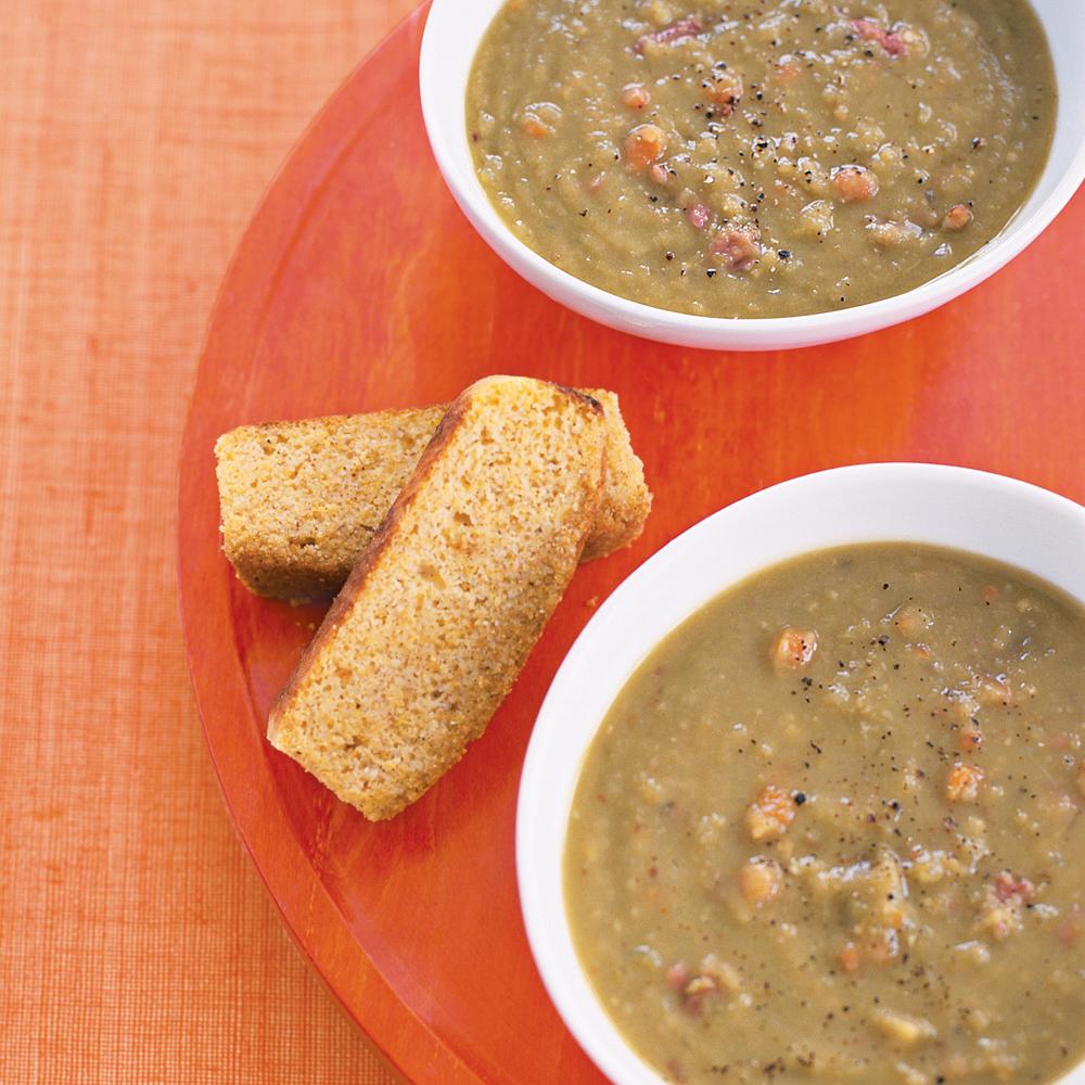 Slow-Cooker Recipe: Smoky Pea SoupRecipe