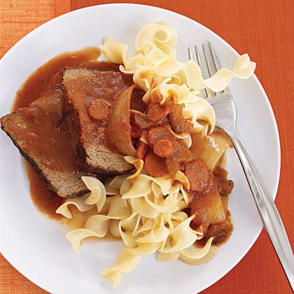 Slow-Cooker Recipe: Tuscan Pot Roast