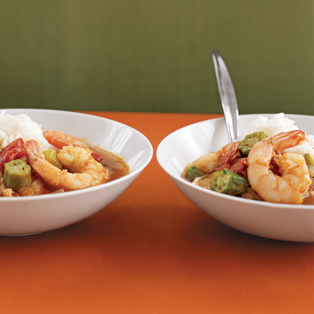 Slow-Cooker Recipe: Seafood Gumbo Recipe