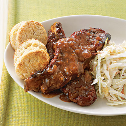 Slow-Cooker Recipe: Spicy Country Ribs Recipe