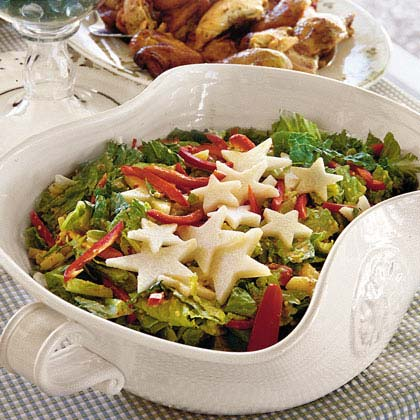 Chipotle Caesar Salad Recipe | MyRecipes