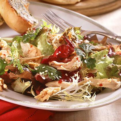 Roasted Chicken SaladRecipe