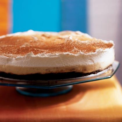 Café con Leche Cream PieRecipe
