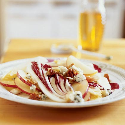 Apple and Endive Salad with Honey Vinaigrette Recipe