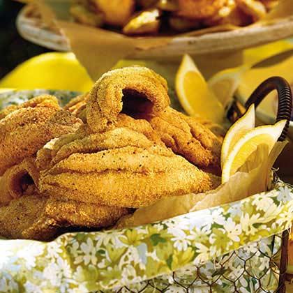 Delta-Style Fried Catfish