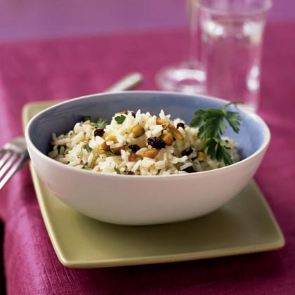 Pistachio Rice Recipe
