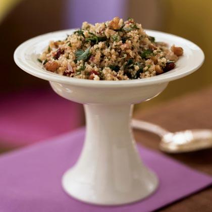 Cranberry Walnut Tabbouleh Recipe