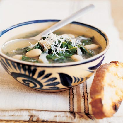 Chard and White Bean Soup