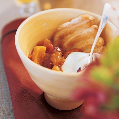 Apricot-Cherry Compote Recipe