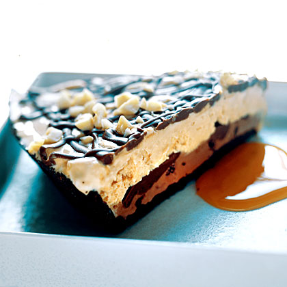 Chocolate Caramel Ice Cream Pie