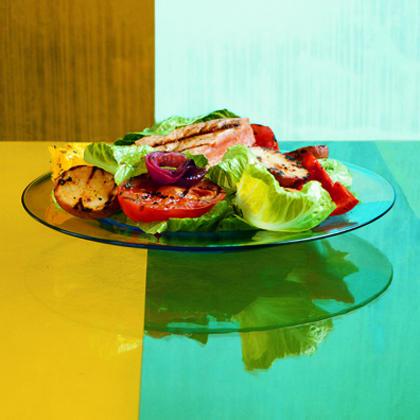 Grilled-Tuna Salad