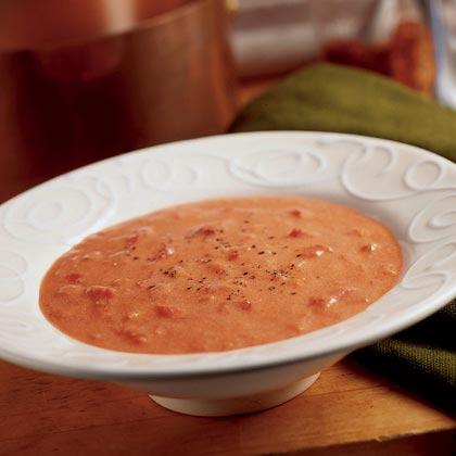 Jan's Roasted Red Pepper SoupRecipe