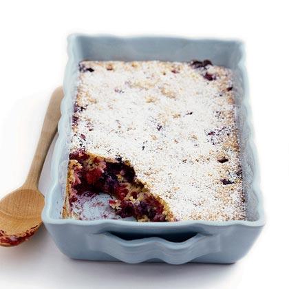 Berry Pudding Cake Recipe