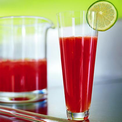 Watermelon-Lime CoolerRecipe